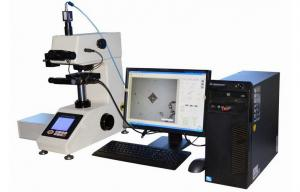 China Auto Focus and XY Table Micro Vickers Hardness Tester Export Report and Case Depth on sale