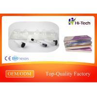 Lip Enhancement Hyaluronic Acid Fillers / BD Syringe HA Filler Injection Long Lasting