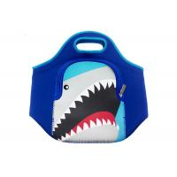 China Colorful Small Insulated Neoprene Lunch Tote Bag Cartoon Design For  Kids School on sale . 8a0ea026a123c