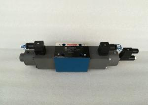 China 2 MPA Rexroth Solenoid Valve , 24v Dc 4WRE10V64 13 24Z4M Pneumatic Solenoid Valve on sale