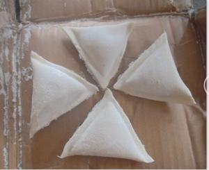 China SUS304 materials Samosa making machine for Samosa/empanadas/dumpling maker on sale