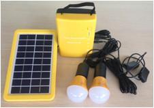 China 20W Solar Panel Led Light Kit 12v Solar Lighting Kit For Travel Camper on sale