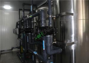 China Container Water Filter System Desalination Industrial Water Purification Equipment on sale