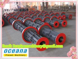 China Hot Sale!! Concrete Electric Pole Machine, Concrete Electric Pole Machine Shanghai on sale