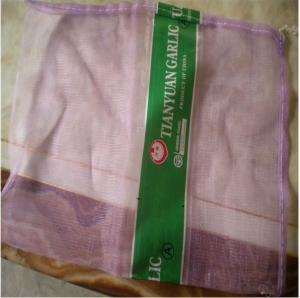 China Mesh Netting Bags-Poly Mesh Bags on sale