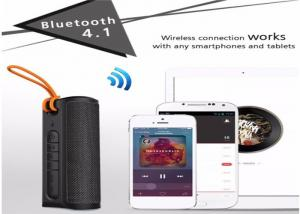 China 2018 Good Rhythm TWS Ture Wireless Stereo waterproof IPX4 10W fabric bluetooth speaker on sale