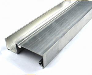 China Os perfis de alumínio padrão da extrusão, forma personalizada anodizaram os perfis de alumínio on sale