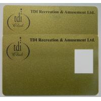 Offset Printing Stripe Loyalty Plastic Membership Cards RFID Smart 13.56MHz