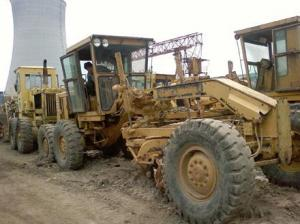 China used motor grader,  CAT 12G,  CAT 120G on sale