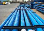 Alloy Steel Deep Hole Water Well Drilling Spiral Drill Collar 168 x 4500mm