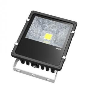 China Industrial High Power Led Flood Light 100w High CRI , Dimension L 36*W30*H11 on sale