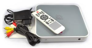 China Rockchip RK2918 Android 2.3 TV Set Top Box With 1080P Media, 3D GPU, IR Remote Control on sale