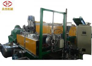 China High Power132kw PE Extruder Machine , Plastic Granules Manufacturing Machine on sale