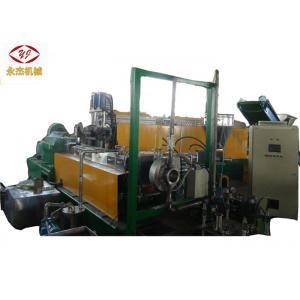 China High Power132kw PE Extruder Machine , Plastic Granules Manufacturing Machine on sale