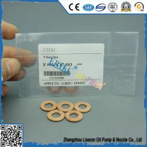 China ERIKC Bosch nozzle copper washer F 00V C17 503 nozzle injecteur washer with all kinds of industrial kits on sale