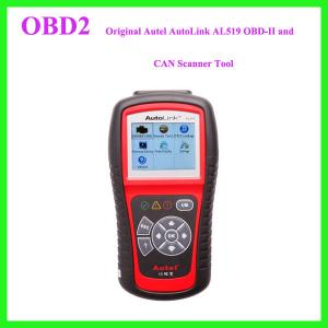 China Original Autel AutoLink AL519 OBD-II and CAN Scanner Tool on sale