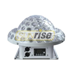 Quality Laser Cosmos LED Effect Light 3W LED * 5PCS Led Magic Ball Disco Light for sale