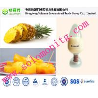 80-2400GDU Bromelain powder:Pure Natural Pineapple Enzyme Brolemain--Ananas Sativus