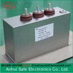 pulse oil filled capacitor power capacitor with polypropylene film 3000VDC