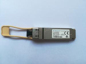 China QSFP / SFP Transceiver Module FINISAR 40G SR4 FTL410QE2C Fiber Transceiver Module on sale
