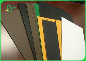 China Colorful FSC 300gsm to 2600gsm Grey Board Cardboard Sheets For Lever Arch File on sale