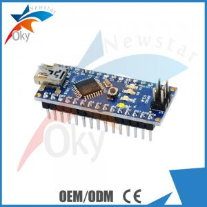 China Original New ATMEGA328P-AU nano V3.0 R3 Board Original chip With USB Cable on sale