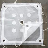 PP Polypropylene Felt Woven Filter Cloth For Filter Press Corrosion Resistance