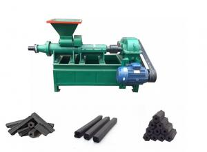 China High quality screw coal and charcoal powder shisha extruder briquette machine price on sale