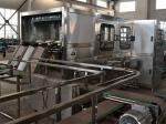 Full Automatic Electric 5 Gallon Barrel Filling Machine 1200BPH Drinking Liquid