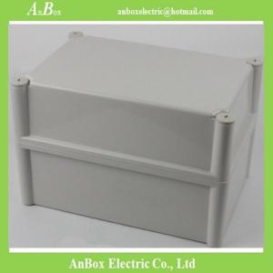 China 380*280*180mm ip65 electronic abs waterproof enclosure plastic electrical outlet boxes on sale