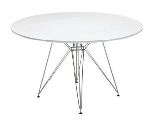 China Classical Modern Dining Room Tables , DSR Restaurant Dining Table German Style on sale