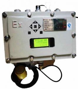 China ATEX Throu-wall Ultrasonic liquid level meter J15D3IB(  Truly non-invasive sensing technique ) on sale