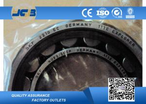 China NU 2210 ECP Straight Cylinder Roller Bearing 50 Mm ID 90 Mm OD 23 Mm Width With Polyamide Cage on sale
