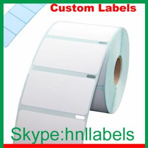 China 500 Jewelry Labels (Barbell Style) For DYMO LabelWriters 30299(Dymo 30299 Labels) on sale