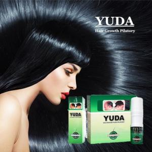 China Hair Growth Lotion Fast Hair Growth 100% Genuine Yuda Hair Thickening Spray on sale