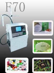 China DOT-Matrix Small Character Ink-Jet Printer on sale