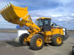 China 2013 Hot Sale Model - XCMG Wheel Loader 5 Tons - Price XCMG ZL50GL on sale