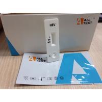 HEV IgG / IgM Rapid Test Cassette no cross reactivity For Human