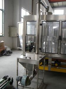 China Electric Automatic Cap elevator for Beverage Filling Production Line on sale