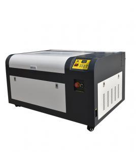 China 4060 Engraving Machine , Stainless Steel Laser Engraving Machine on sale
