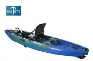 China Rotomolded 12 Ft Adult Sit On Kayak Aluminum Seat Polyethylene Anti - Corrision on sale