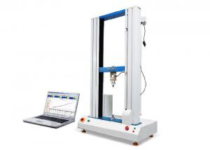China ASTMD903 GB / T16491 high low temperature Tensile Strength Tester high Accuracy on sale