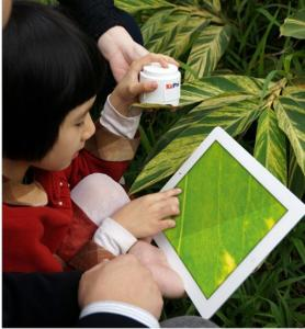 China Educational/School electronics-WiFi Microscope works for iPhone, iPad, Android, tablet, PC on sale