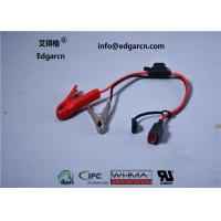 China Iatf16949 Dc Power Cord Extension , Copper / Tined Dc Extension Cable  on sale