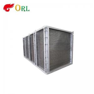 China Power Plant 80 Ton Gas Boiler Boiler Parts Air Preheater In Thermal Power Plant , Air Pre Heater on sale