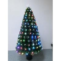 China 150cm optical fiber tree christmas tree Green tree on sale