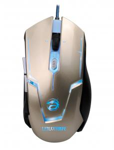China 2400 DPI 6 Button Gaming Mouse And Keyboard Support Windows / Vista on sale