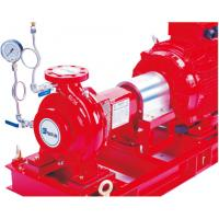 China Impeller Centrifugal Pump Set With Jockey Pump UL Listed FM Approved Fire Pump Eaton controller on sale