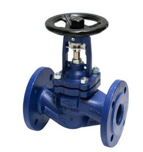 China High Tightness ANSI Bellow Globe Valve 10 Inch Hastelloy WCB BODY 300LB on sale