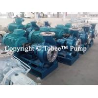 Tobee™ TIH Concentrated sulfuric acid pump